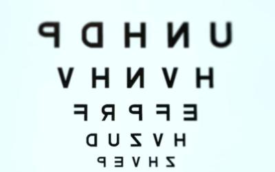 When Do We Do Eye Tests?